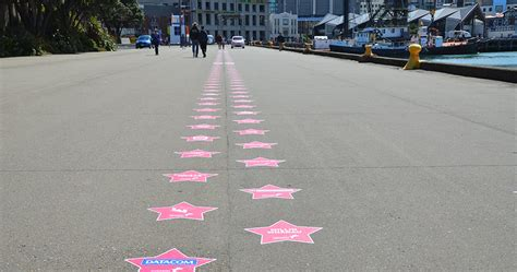 Beutifull by Wellington City Mission Walk Of Fame