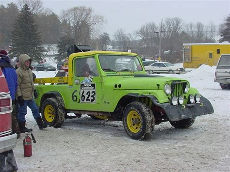 jeep rally car winding road rally america sno drift preview gallery