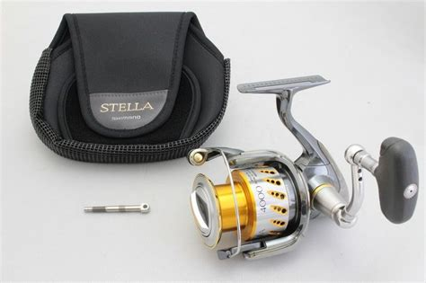 Reel Stella 200 shimano stella 4000 fe freshwater spinning reel stl4000fe