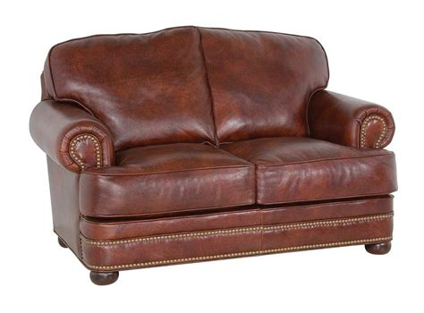 Classic Leather Sofa Classic Leather Mcguire Sofa Set Clmcguisf