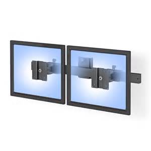 Dual Lcd Monitor Wall Mount Dual Monitor Wall Mount Afcindustries