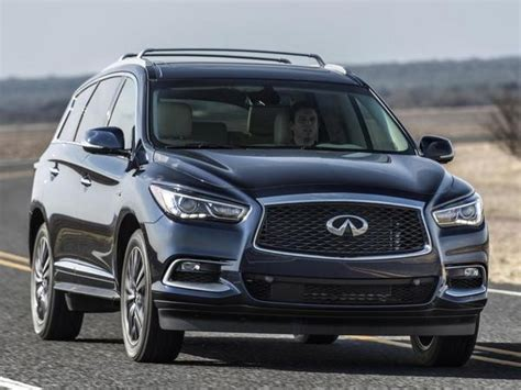 2016 Infiniti QX60 First Review   Kelley Blue Book