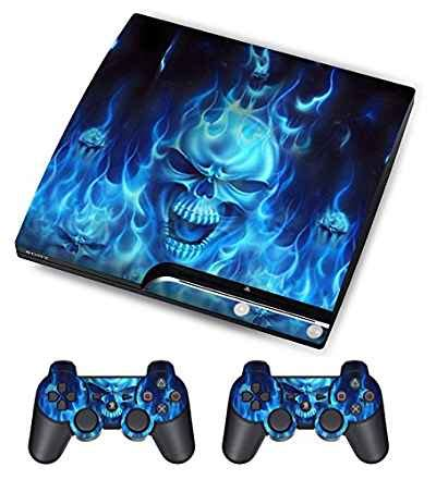 Sticker Playstation skin sticker for ps3 playstation 3 decals custom mod cover decal modding vinyl