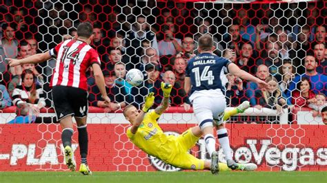 bentley penalty dan bentley s penalty save brentford fc
