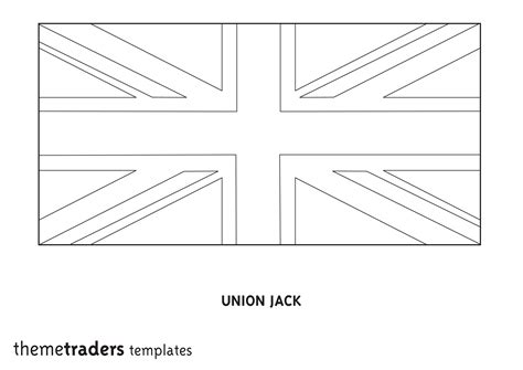 template of union best photos of template of flag flag cut out template free printable flag template and blank