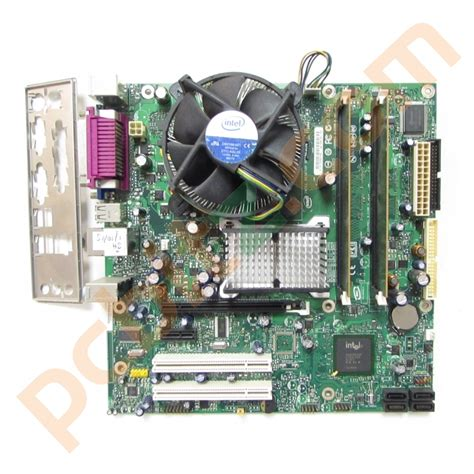Intel 2 Duo E4500 22 Ghz Socket 775 intel d946gzis lga775 motherboard 2 duo e4500 2 2ghz 2gb heatsink motherboards