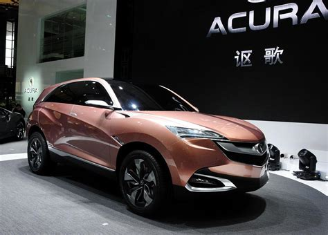 exclusive hr v based acura new suv will go turbocharged