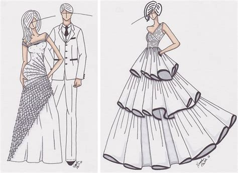 design dress step by step wedding dress the dress form is the foundation of fashion