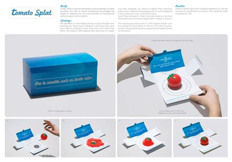 best direct marketing direct mail splat tomato dm direct