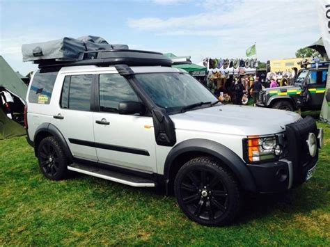 land rover snorkel land rover discovery lr3 cool snorkel and sliders