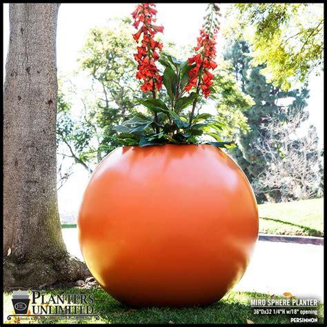 Sphere Planter miro sphere planters