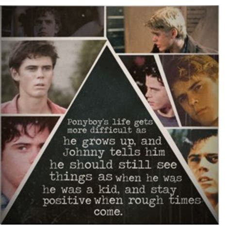 love themes in the outsiders the outsiders theme project polyvore
