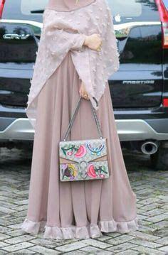 Dress Maxi Wanita Muslim Brokat Furing Xl Pink pin by muska jahan on abaya ootd muska jahan