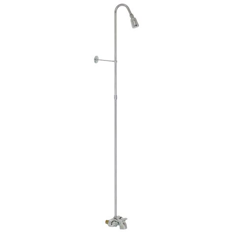 Shower Riser by Ez Flo 3 8 In Bathcock Type 61 1 4 In Add On Shower