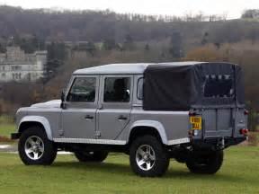 land rover defender 110 cab uk spec 2007 н в