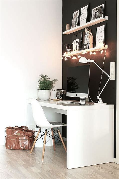 Home Workspace | 50 splendid scandinavian home office and workspace designs