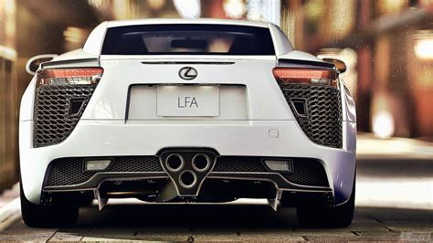 Lexus Lfa Iphone Wallpaper 1600x900 16046