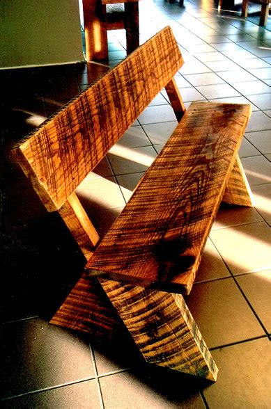 tiger woods bench tiger wood benches wood benches