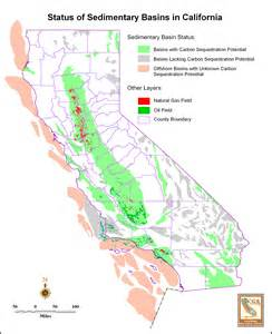 california fields map carbonacea los angeles basin most prolific and most