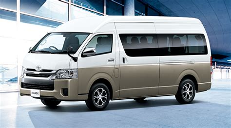 toyota commercial vehicles usa toyota hiace commercial vehicle japanese used cars blog