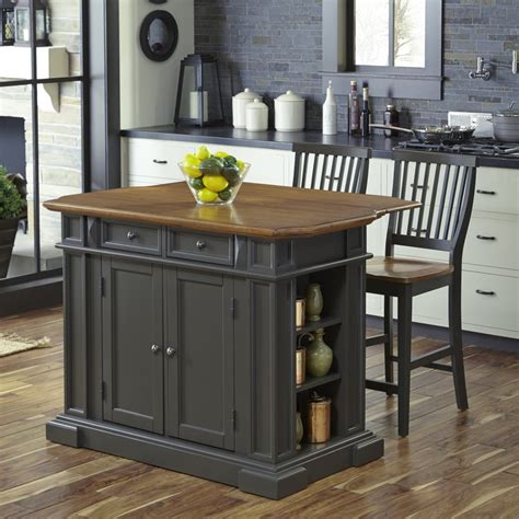 americana kitchen island   stools homestyles