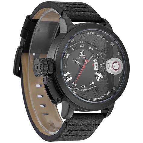 Jam Tangan Pria Fossil Fossil Black weide jam tangan sporty pria uv1606 black black