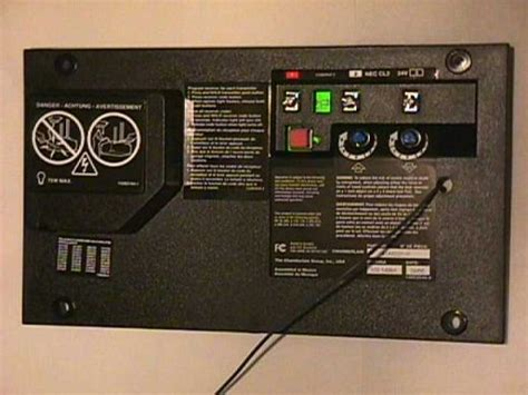 who makes access master garage door opener how to program your garage door remote