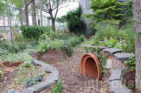 backyard gardens photos tour 7 beautiful green spaces in carroll gardens