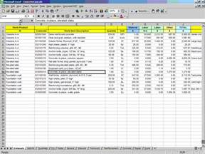 Building Cost Free Excel Template Building Estimator Cost Of