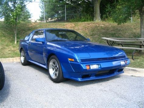 chrysler conquest custom remember the dodge daytona turbo from the mid 80 s the