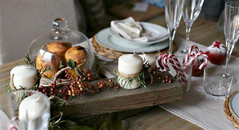 tavola natale idee idee per una tavola natalizia ifood