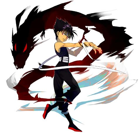 hiei yu yu hakusho image 1269358 zerochan anime