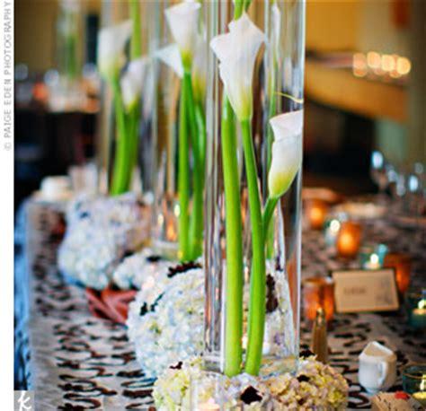 submersible flower centerpieces diy cylinder vase centerpieces inspiration weddingbee