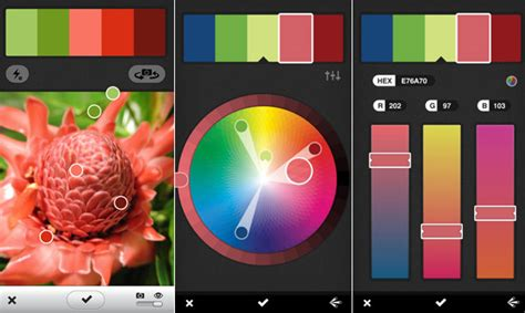 adobe color app free iphone apps for graphic designers resources