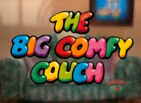 big comfy couch wiki image the big comfy couch title card png custom time