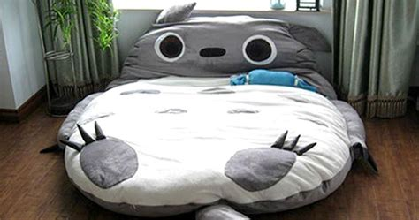 giant bed giant totoro bed shut up and take my yen