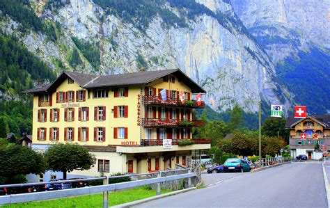 swiss hotel switzerland hotel staubbach dispatches of ms frequent