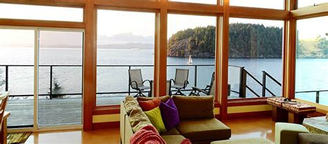 Bowen Island Cottage Rental by Bowen Island Accommodations Cabins For Rent In Bc