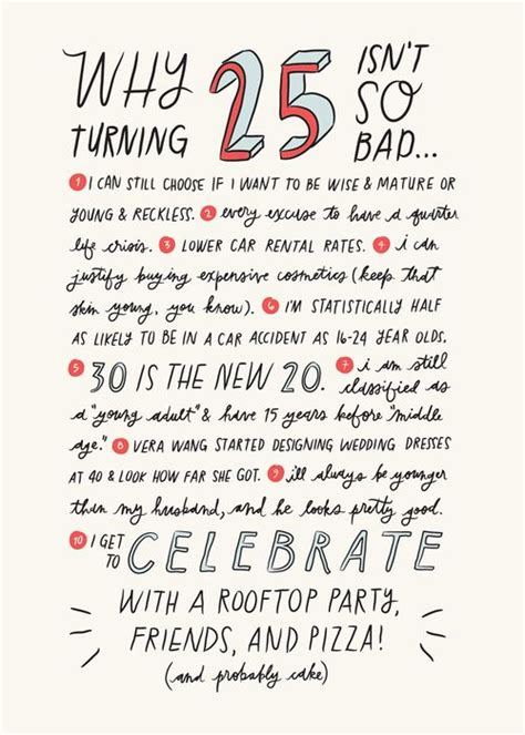 Turning 24 Birthday Quotes 25 Best Ideas About Turning 25 On Pinterest Live Or Let