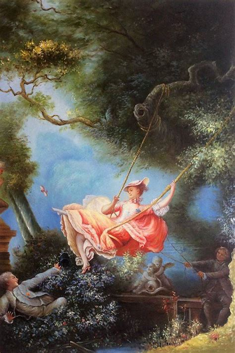 fragonard the swing 1767 jean honore fragonard reproduction painting the swing