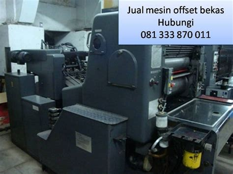 Printer Offset Murah 17 best images about 081 333 870 011 telkomsel mesin offset bekas on heidelberg