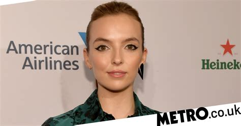 killing eve actress jodie comer accent killing eve s jodie comer admits dealing with fame has