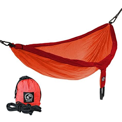 winner outfitters double cing hammock explore outfitters pro nylon double hammock large with