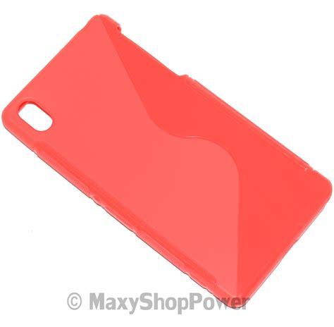 Silicon Casing Softcase Line Sony Xperia Z2 Mini ssyl custodia tpu silicone cover per sony xperia z2
