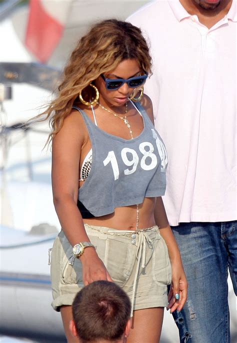 celebrity on vacation video beyonce knowles photos photos beyonce and jay z at eden