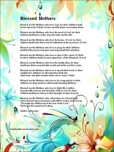 S Day Poem Printable Christian S Day Poems Printable