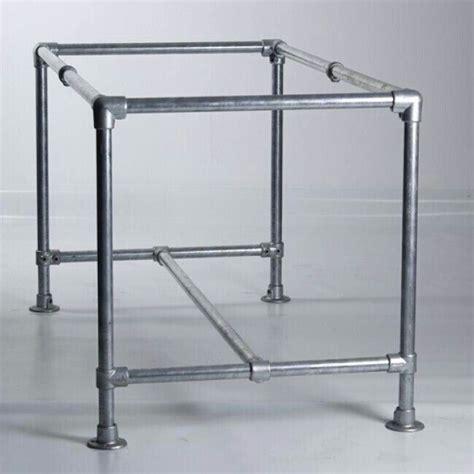 diy table with pvc legs pvc table functionally diy