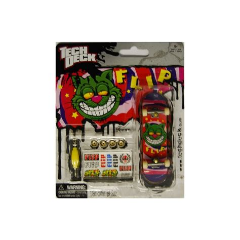 Tech Deck Fingerboard By B Toys tech deck fingerboard flip green cat 163 4 99 fingerboards