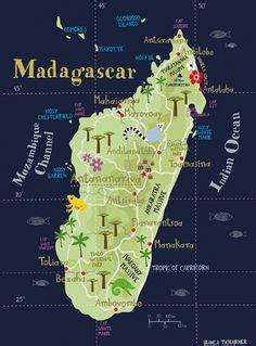 Kofferaufkleber Schottland by New Zealand Map Illustrated Map Art Aotearoa New