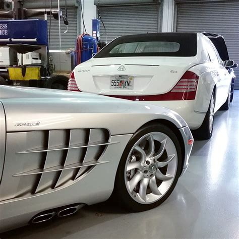 who owns a maybach birdman s maybach landaulet in for service